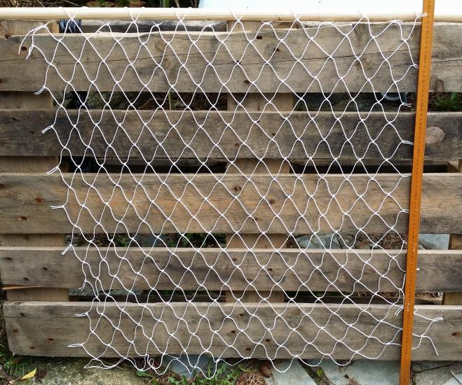 Guard Rail Netting - Click Image to Close