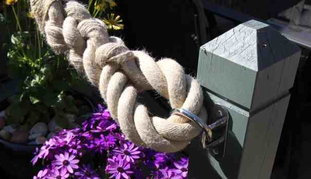 Synthetic Hemp Rope - Click Image to Close